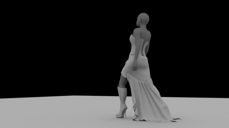 houdini garment simulation kevin pinga